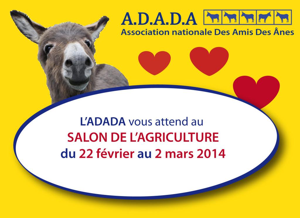 ADADA au salon agriculture2014