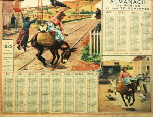 Almanach 1922