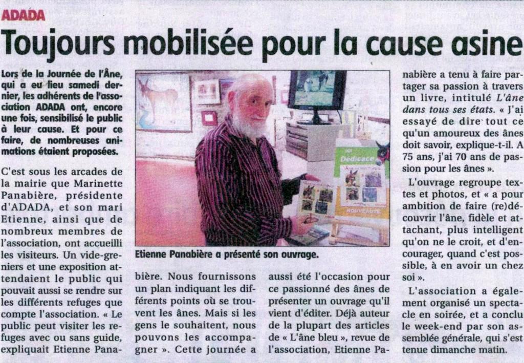 La Gazette 26 juin 2014