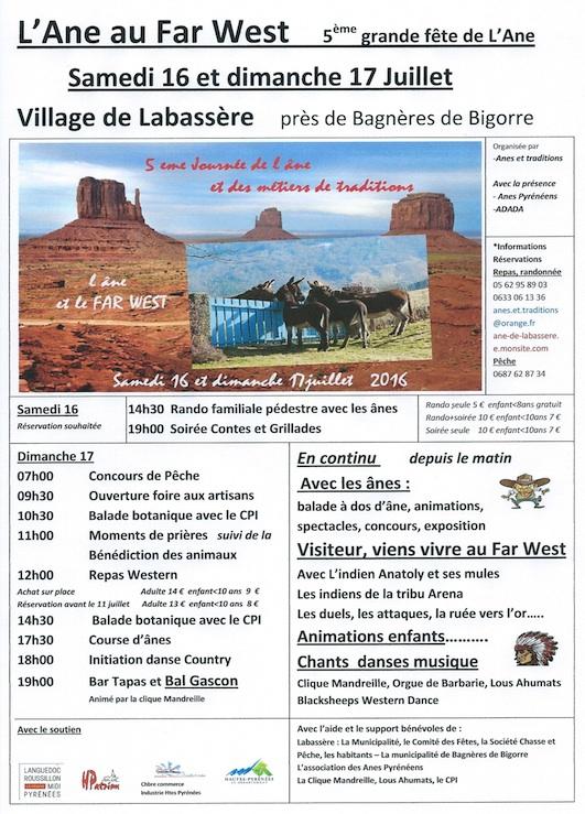 Labassere_2016-affiche